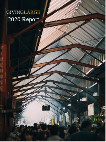 2020 GivingLarge Report – Media Release